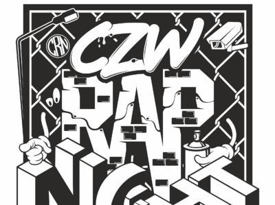 Uchylamy dalszego rąbka tajemnicy co do line-up'u CZW RAP NIGHT XII!